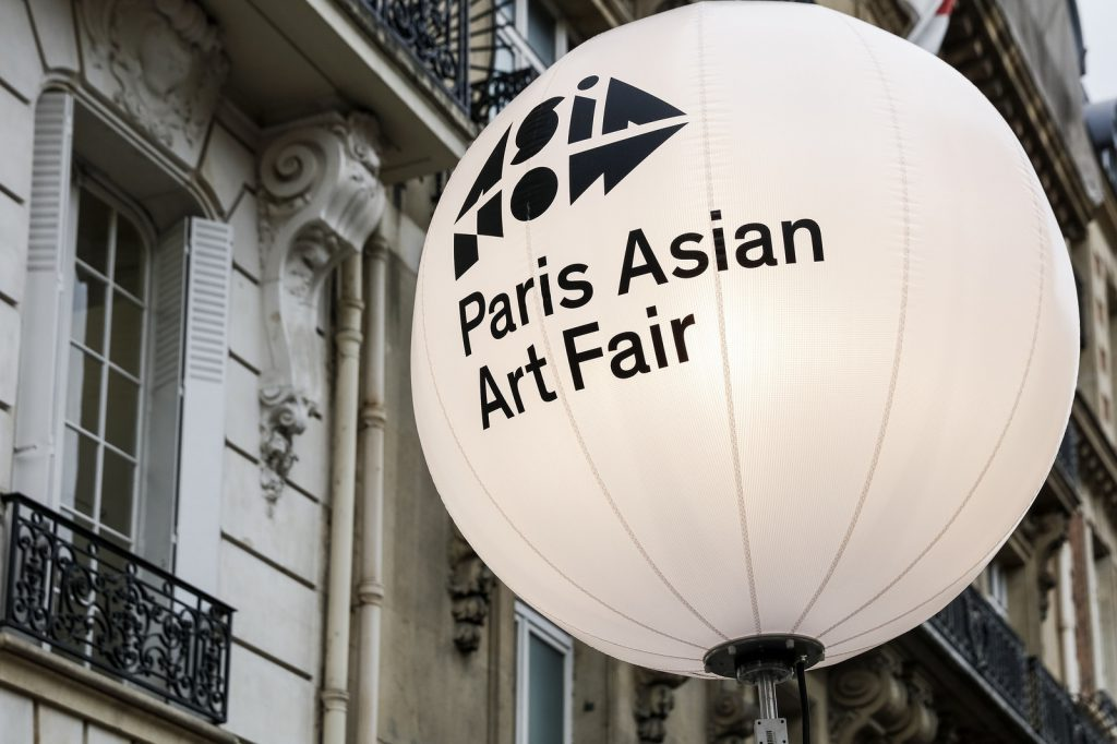 Thumbnail for Asia Now — Rebranding Paris' first Asian Art Fair