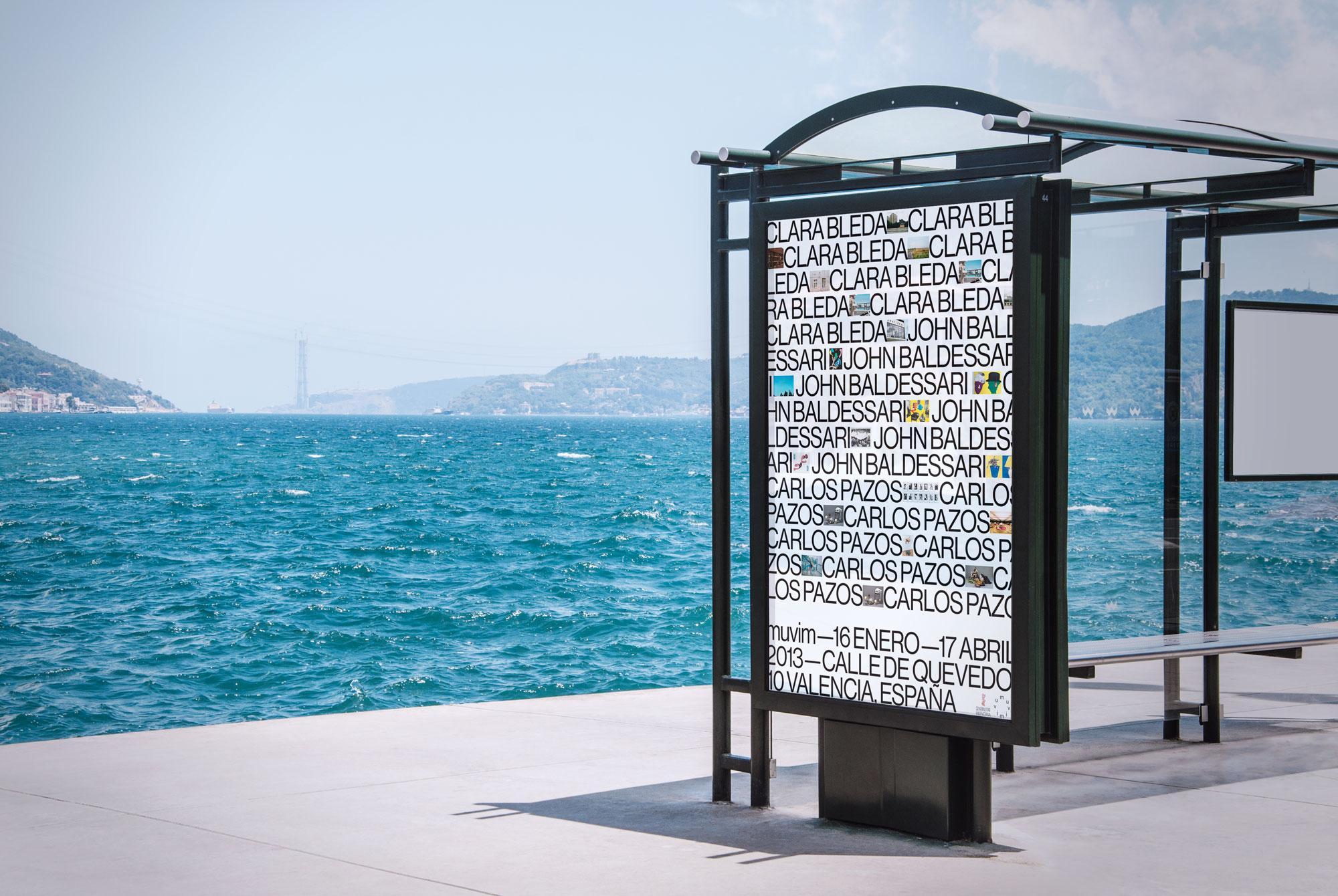 Thumbnail for muvim — Rebranding Valencia's Modern Art museum